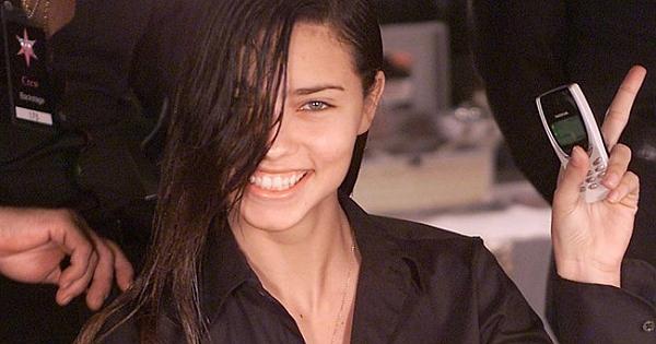 38. yaşına özel Adriana Lima'dan 38 fotoğraf