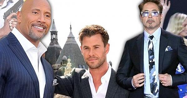 Forbes Dergisi 2019'da en çok kazanan aktörleri açıkladı!