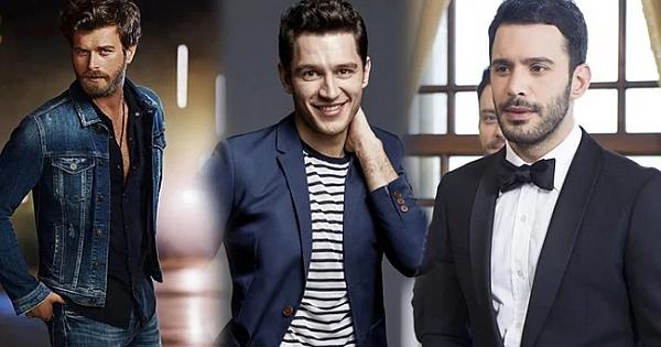 Dünyanın en yakışıklı 100 erkeği listesinde 8 Türk!