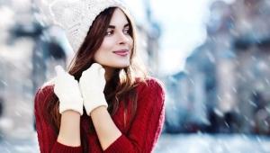 Kışın Işıl Işıl Bir Cilt İçin Basit Tüyolar