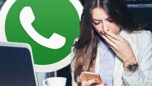 Yeni WhatsApp hatası! Eski mesajlarınız ortaya çıkıyor!