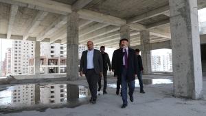 Kocasinan Belediyesi'nden Erkilet'e Çok Amaçlı Modern Tesis