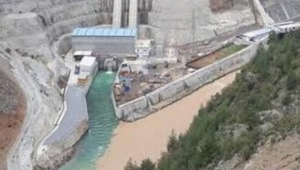 Adana'da baraj yükleme havuzu kapağı kırıldı