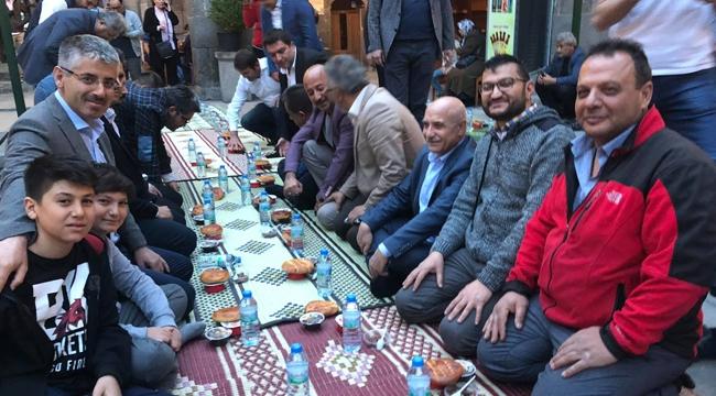 AK Parti de yoğun hafta sonu mesaisi ve Ümmet İftarı