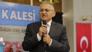 """Başkan Büyükkılıç'tan """"Sağlık Turizmi"""" Vurgusu"""