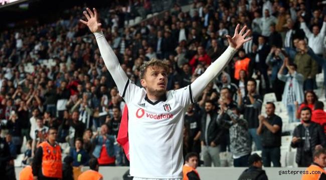Beşiktaş, Alanyaspor'u 2-1 Mağlup Etti