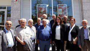 CHP İl Başkanlığı ve İlçe Yönetimlerinin İmamoğlu'na Destek Kampanyası
