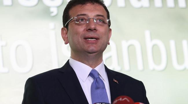 Ekrem İmamoğlu'ndan Şampiyon Galatasaray İçin Paylaşım