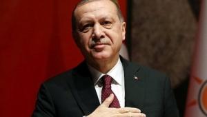 Erdoğan'dan Galatasaray'a şampiyonluk tebriki