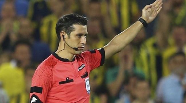 Galatasaray-Başakşehir maçının VAR hakemi açıklandı!