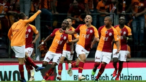 Galatasaray - Medipol Başakşehir: 2-1