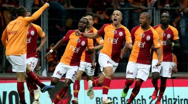 Galatasaray Şampiyon Oldu ve Kasasını Doldurdu