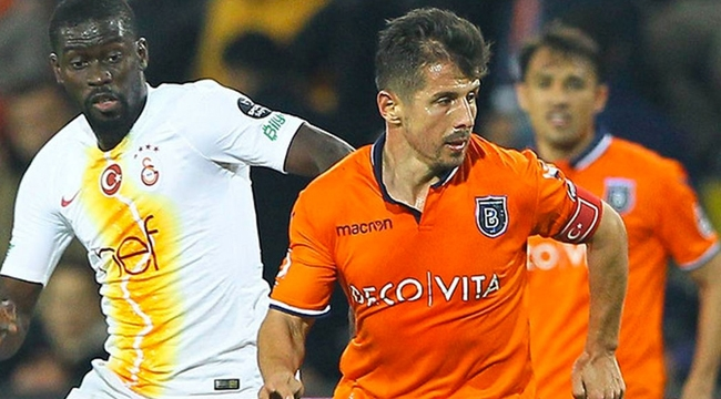Galatasaray ve M. Başakşehir yarın 42. randevuda karşılaşacak