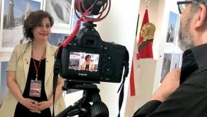 Hemşire Fotoğrafladı Hastalar Resmetti