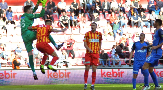 İstikbal Mobilya Kayserispor - Kasımpaşa: 2-1