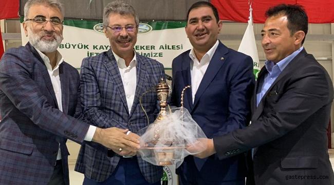 Kayseri Şeker'den Boğazlıyan'a 20 milyonluk yatırım
