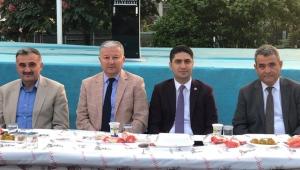 MHP Kayseri Milletvekili İsmail Özdemir İstanbul'da iftar programında Develili hemşehrileriyle buluştu