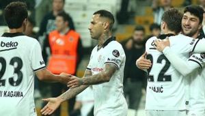 Şenol Güneş Beşiktaş'a Galibiyetle Veda Etti