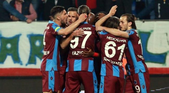 Trabzonspor, Sezonu Rize'de 3 Puanla Kapattı