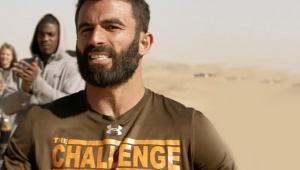 Turabi Çamkıran, The Challenge Yarışmasında Şampiyon Oldu