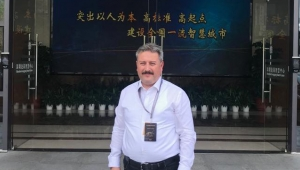 Türkiye'yi Temsil Eden Tek Belediye Başkanı