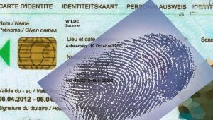 AB'de tüm üye ülkelerdeki kimlik kartlarında yeni dönem