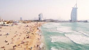 Altın Kumu ve Berrak Suyuyla Dubai