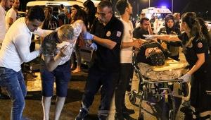 Antalya'da korkunç trafik kazası!