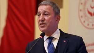 Bakan Hulusi Akar'dan CHP, MHP ve İYİ Parti'ye ziyaret