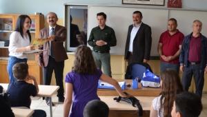Bünyan'da 4719 Öğrenci Karne Aldı