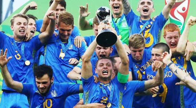 Dünya Kupası Ukrayna'nın oldu