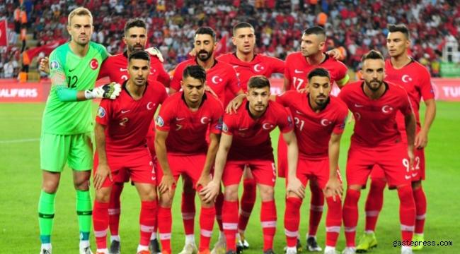 Elemelerde gol yemeyen 3 takımdan birisi Türkiye