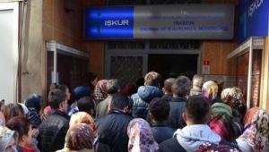 İŞKUR Türkiye'deki işsiz sayısı açıkladı!