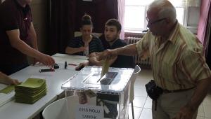 İstanbul'da oy verme işlemi başladı