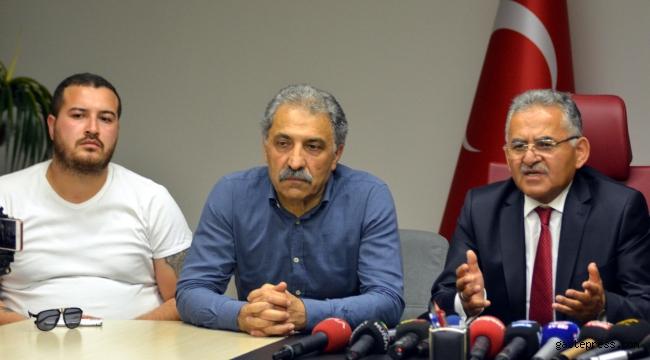 İstikbal Mobilya Kayserispor seçime 2 adayla giriyor