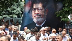Kayseri'de Mursi için gıyabi cenaze namazı