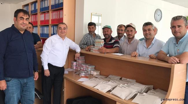 Kayseri Şeker'den pancar çiftçisine 53 milyon TL'lik çapa avansı