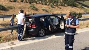 Mersin'de korkunç kaza: 2 uzman çavuş hayatını kaybetti