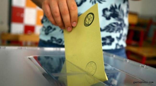 Seçim yasakları saat 18'de resmen başladı
