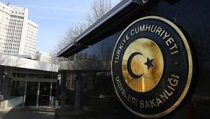 Türkiye'den Nijerya'daki terör saldırısına kınama