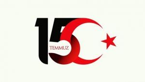 '15 Temmuz Demokrasi ve Milli Birlik Günü' için yeni logo