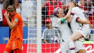 2019 FIFA Dünya Kupası'nda şampiyon Amerika Birleşik Devletleri Oldu