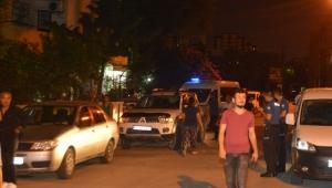 Adana'da 4 aylık evli olan astsubay dehşet saçtı!