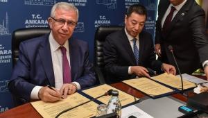 Ankara - Guanco Şehri Arasında Dostluk Protokolü İmzalandı