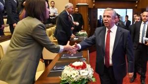 Ankara için hep birlikte başarı öyküsü yazalım.