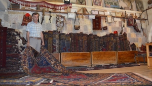 Bin yıllık 'Yahyalı halısı', yok olma tehlikesiyle karşı karşıya