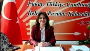 CHP Kayseri İl Başkanı Ümit Özer'in T.C ile ilgili Basın Açıklaması