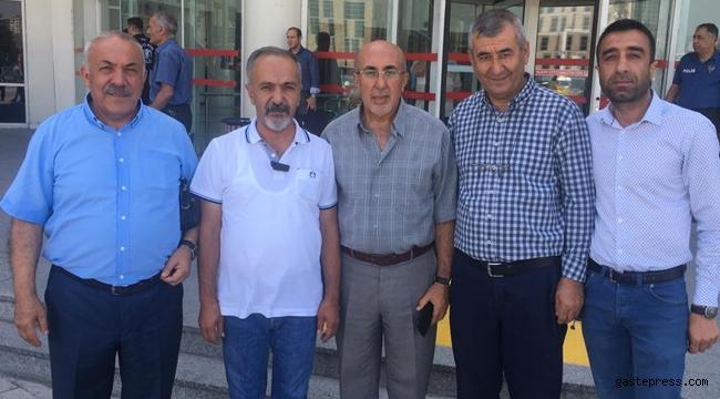 CHP Kocasinan İlçe Binasını Kundaklayan Sanığa 4 Yıl Hapis Cezası Verildi