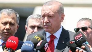 Cumhurbaşkanı Erdoğan'dan Vatandaşlara 15 Temmuz çağrısı!