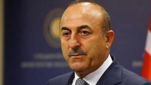 Dışişleri Bakanı Mevlüt Çavuşoğlu'ndan son dakika açıklamaları